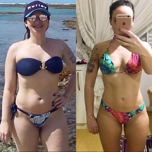 resultado de paciente dieta cetogênica