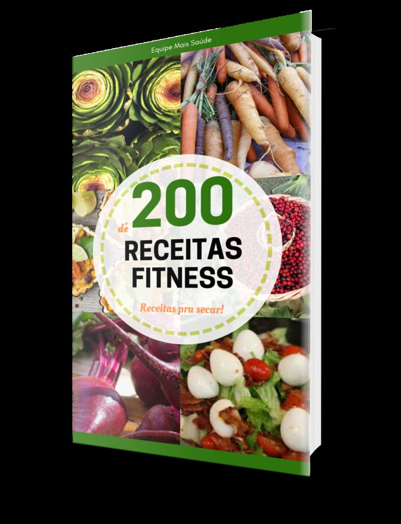 200 receitas fitness
